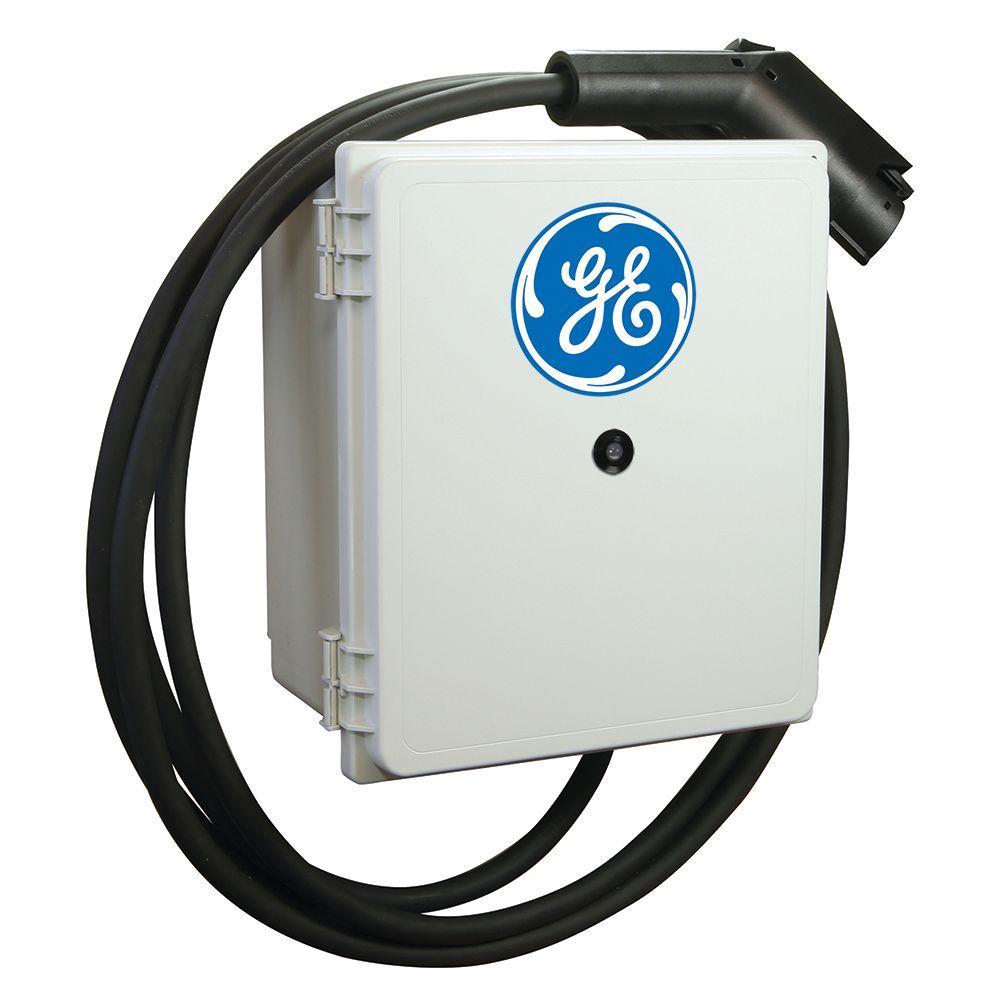 Image: GE DuraStation Electric-car Charging Station (EVSE