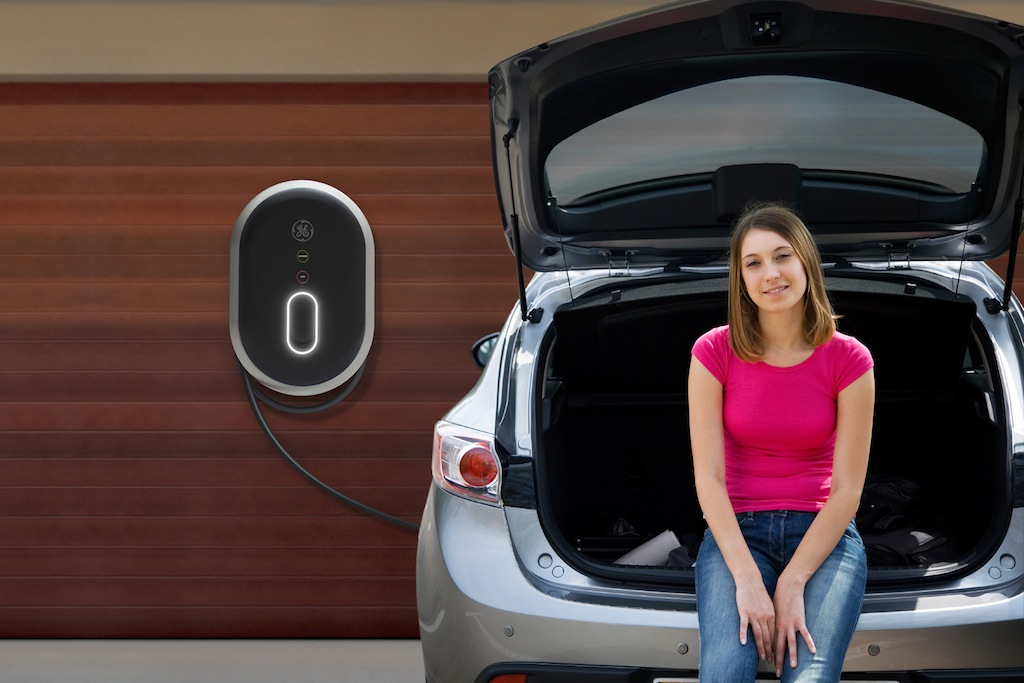 plan to buy an electric car charging station home depot has five. Black Bedroom Furniture Sets. Home Design Ideas