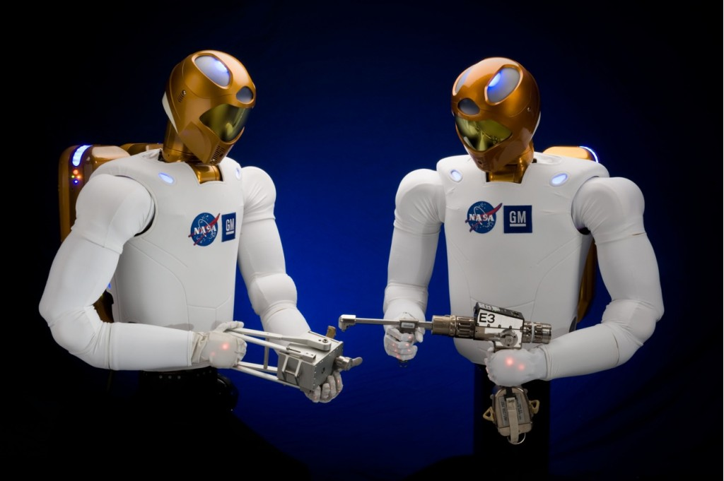 General Motors' Robonaut 2