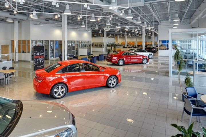Gm Lauds Greenest Dealers Shares Best Practices For