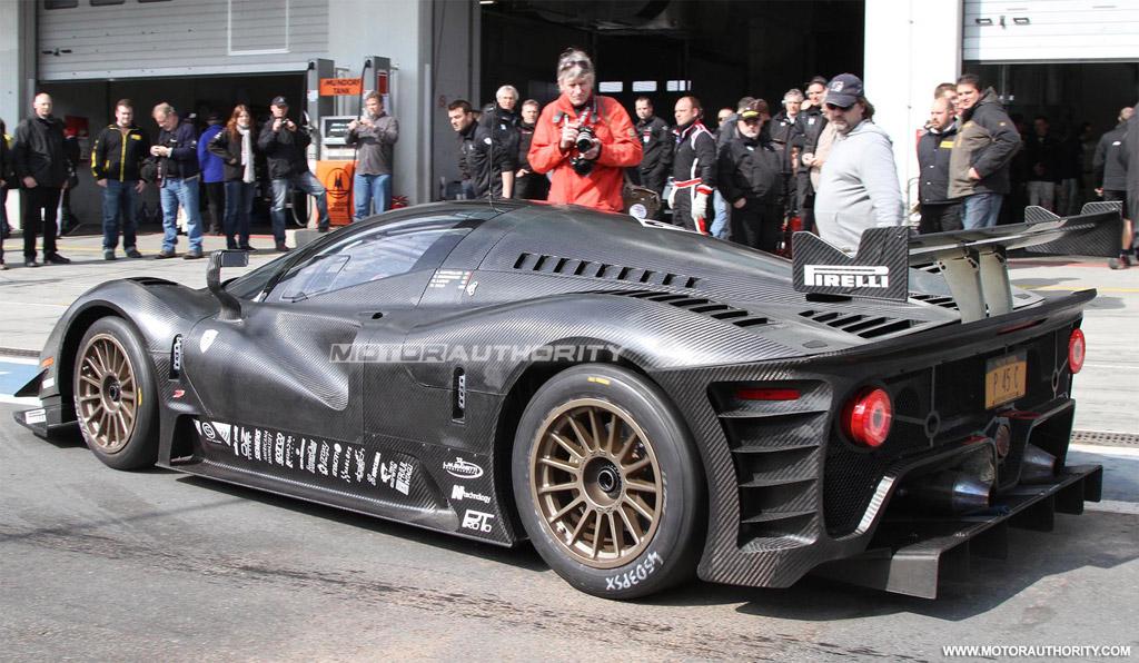 Glickenhaus Ferrari P4 5 Competizione Story Concludes Video