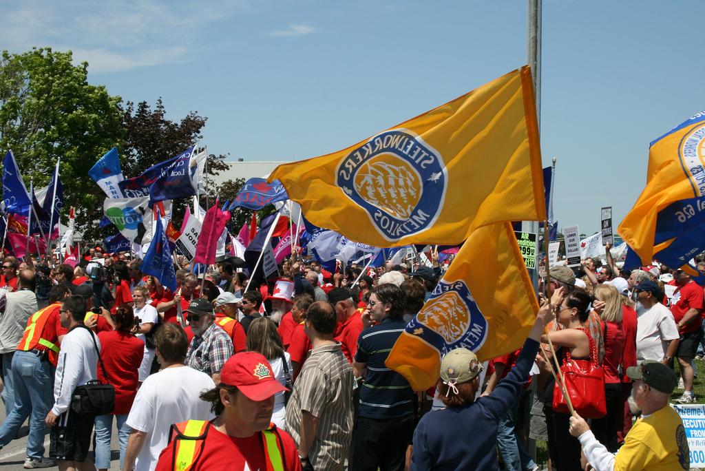 GM Woes = Opel Angst As German Workers Protest