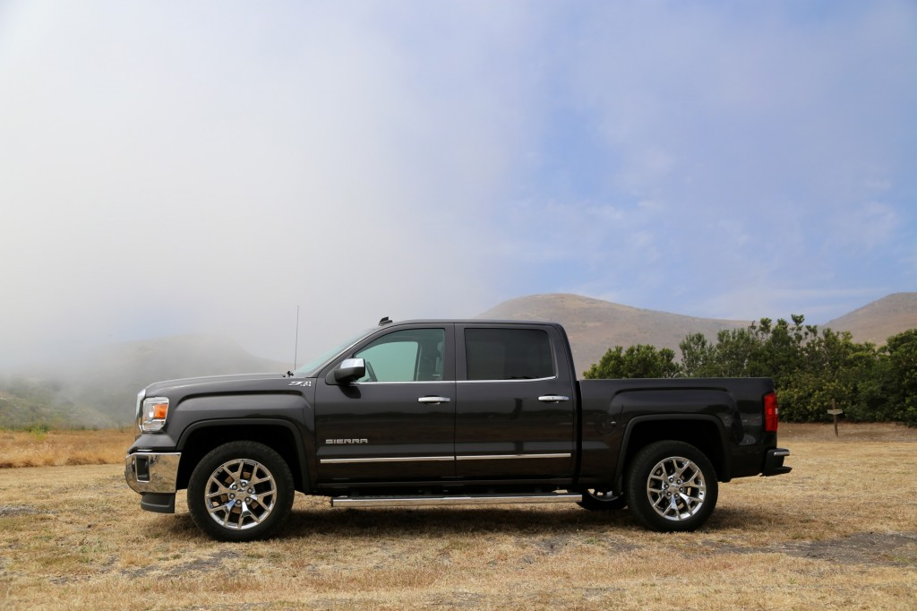 2014 GMC Sierra First Drive, Santa Barbara