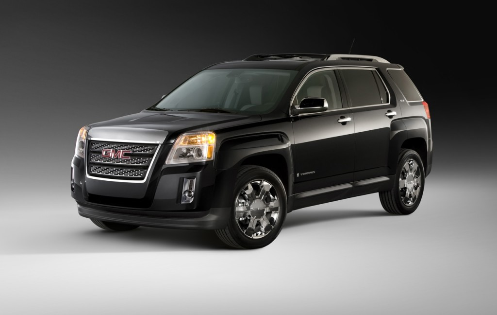 Top Five 2010 SUVs Under $25,000