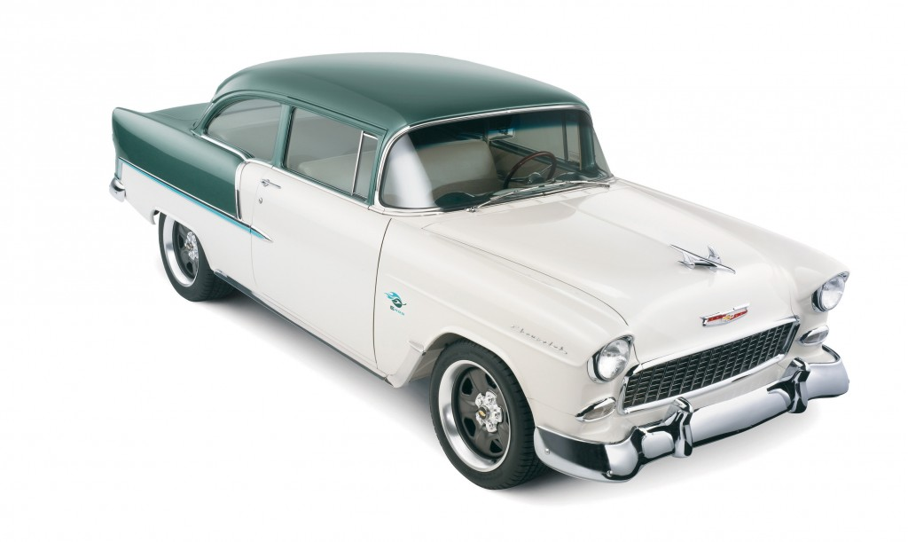 GMPP E-ROD 1955 Chevy Bel Air