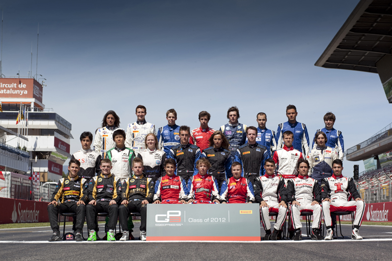 GP3 Class of 2012  GP3 photo