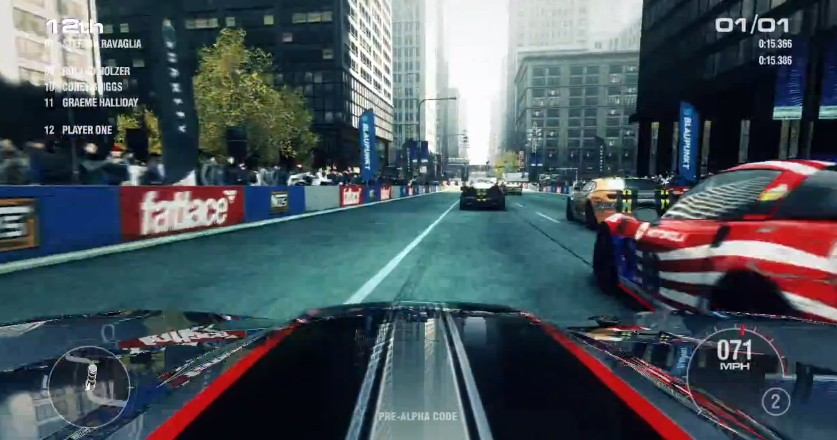 GRID 2 gameplay screenshot