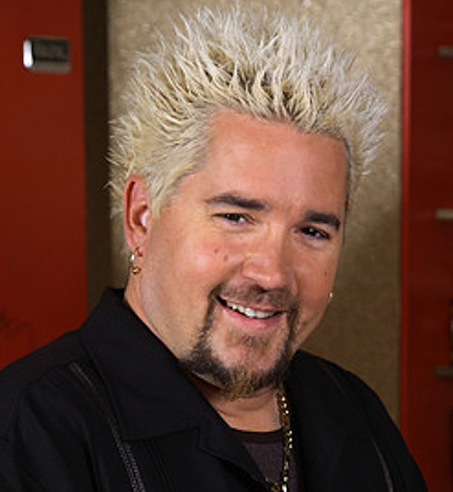 Guy Fieri To Drive Indianapolis 500 Chevy Corvette ZR1