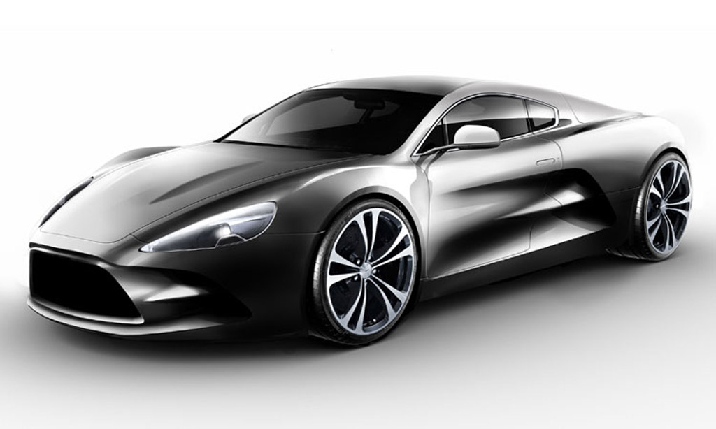 Hbh Releases New Images Of Mid Engine Aston Martin Bulldog Gt
