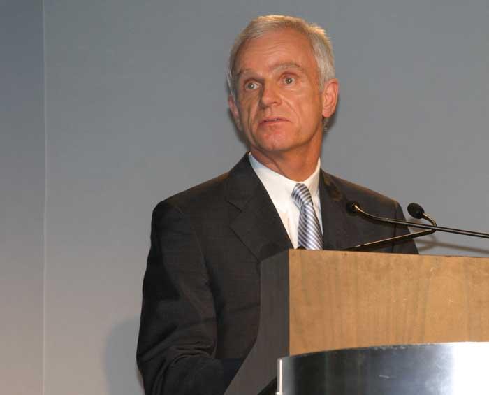 Helmut Panke, BMW CEO