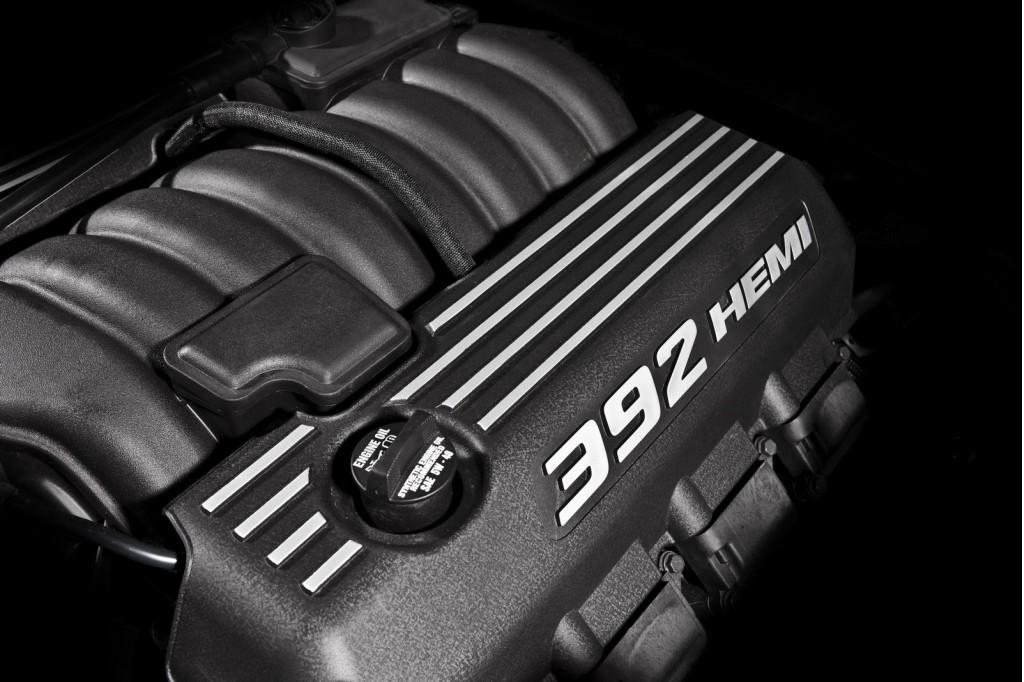 HEMI V-8 engine