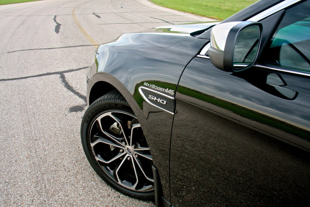 Hennessey-tuned 2013 Ford Taurus SHO