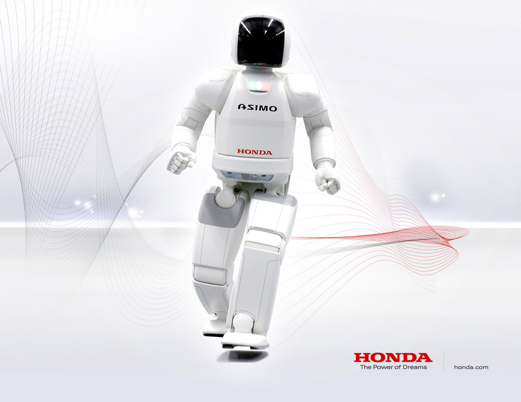 Honda Asimo Gets His Own Iphone App Android Version
