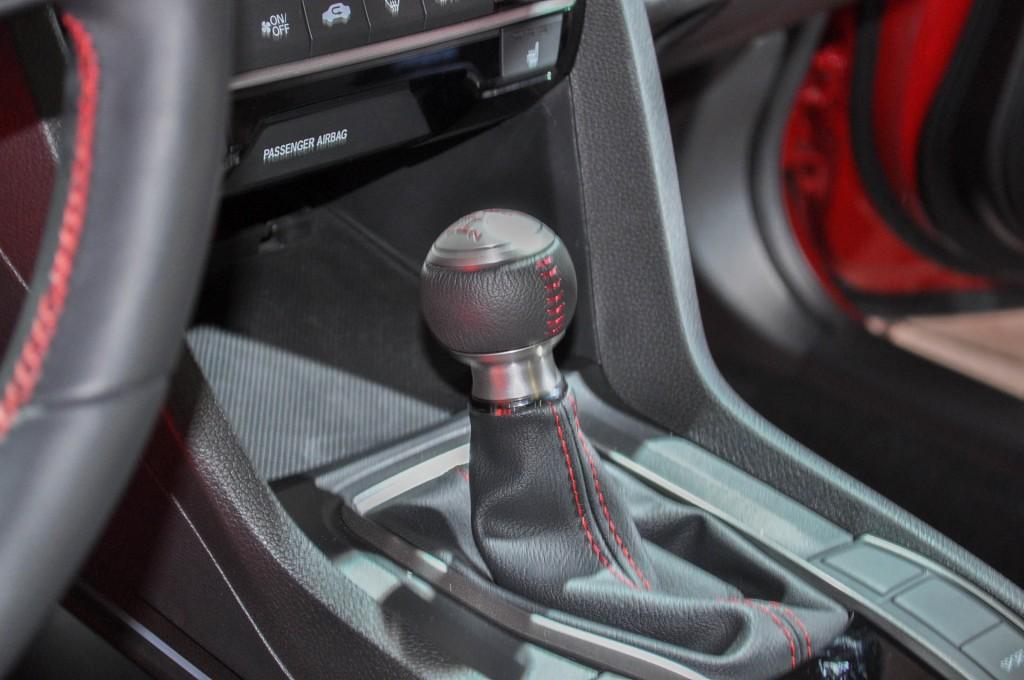 Bmw X2 2017 Aaa >> Image: 2017 Honda Civic Si Coupe prototype, 2016 Los Angeles auto show, size: 1024 x 680, type ...