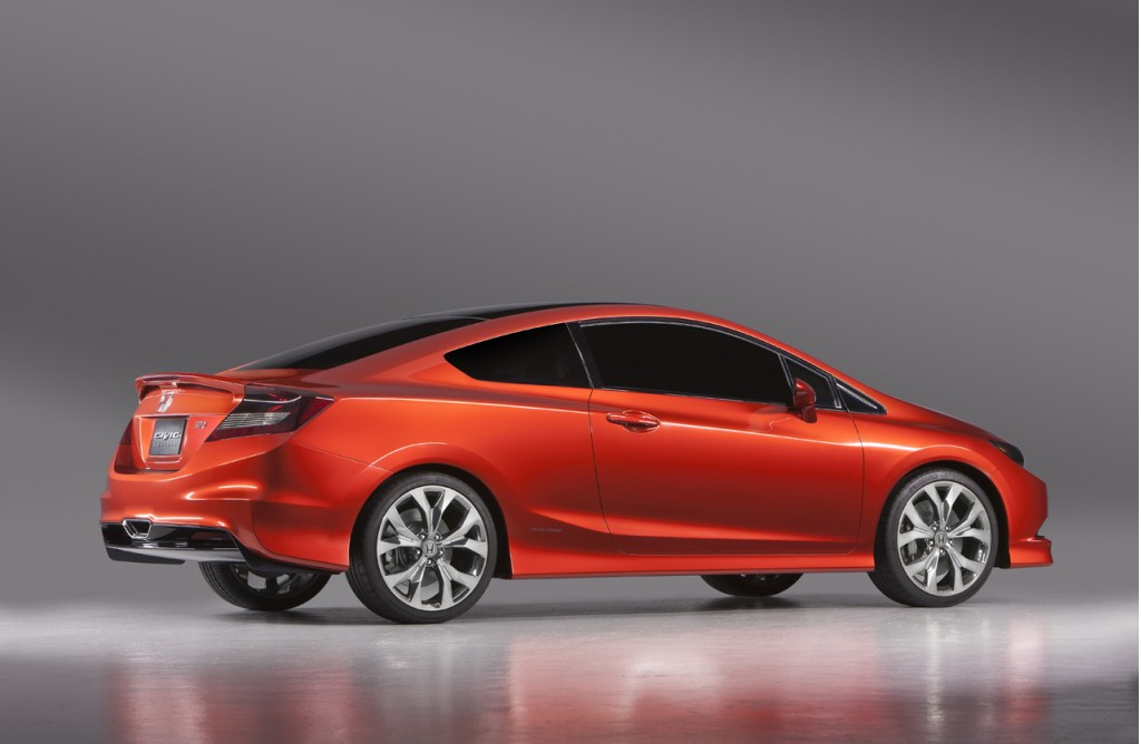 2011 Honda Civic Concepts