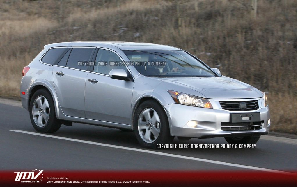 Does Honda Need an Accord Crossover?