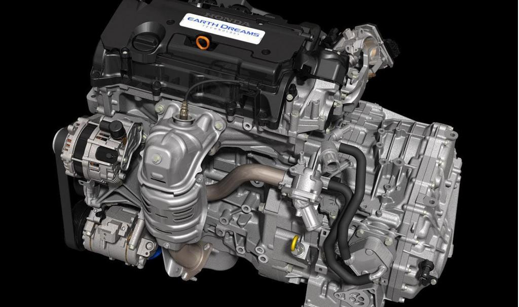 Honda Earth Dreams Technology engine