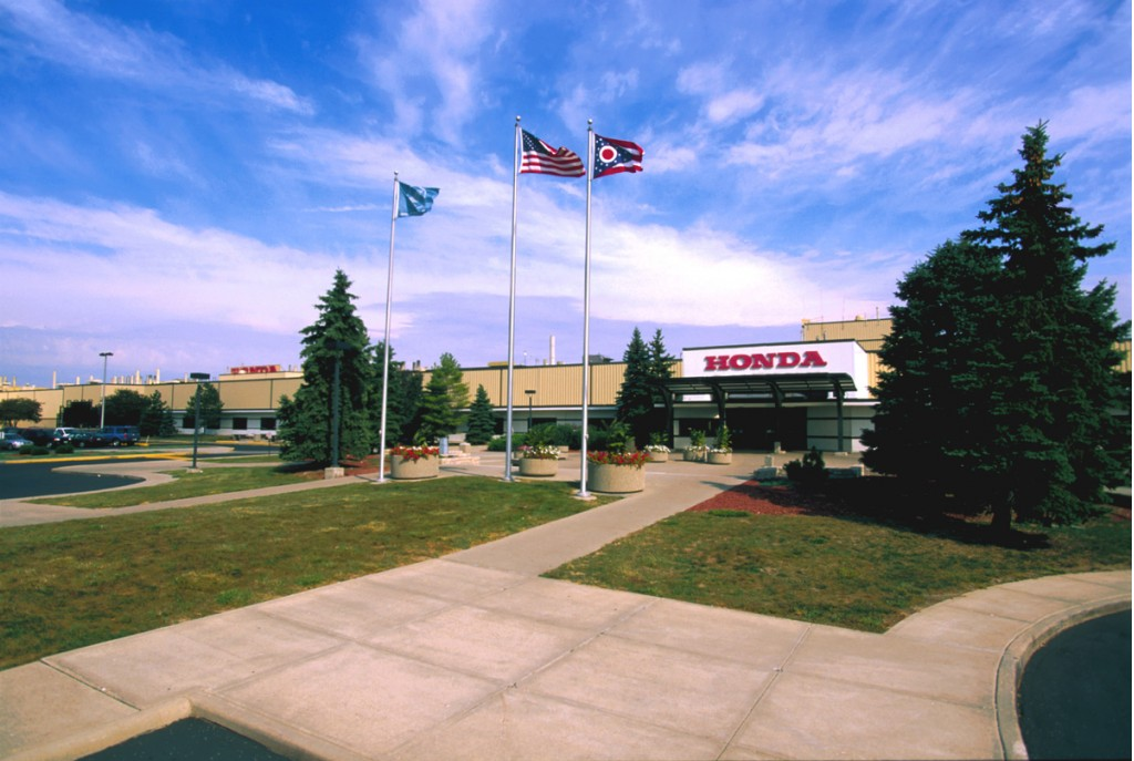 Honda Marysville Auto Plant