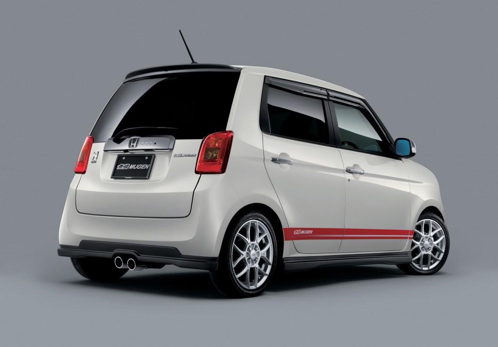 Honda N-One Mugen concept, 2013 Tokyo Auto Salon