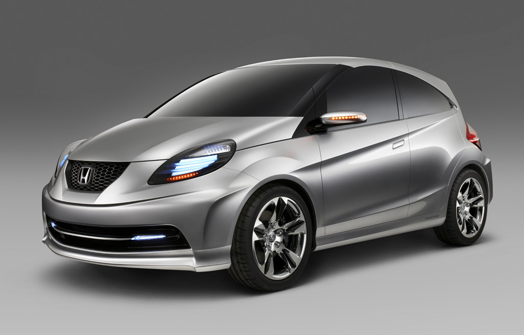 "Honda ""New Small Concept"" Revealed"