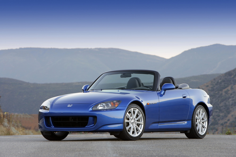 Question: Has Honda's S2000 Hung On Too Long?