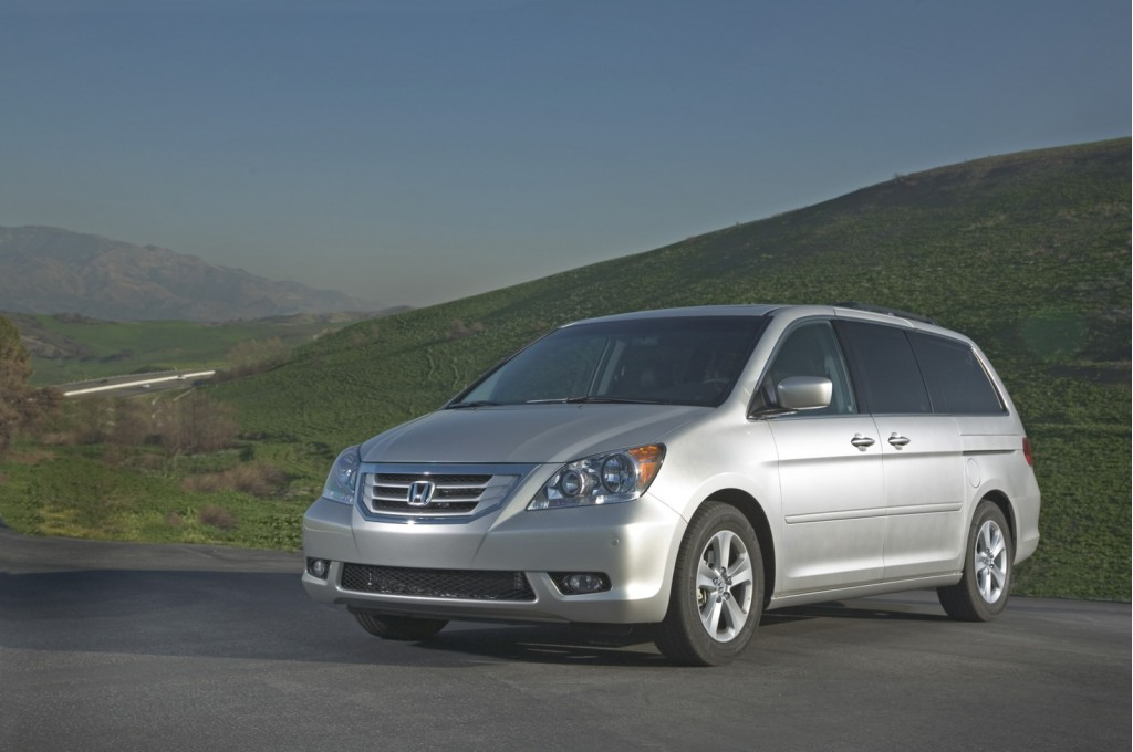 2005-2010 Honda Odyssey Recalled For Fuel Leaks