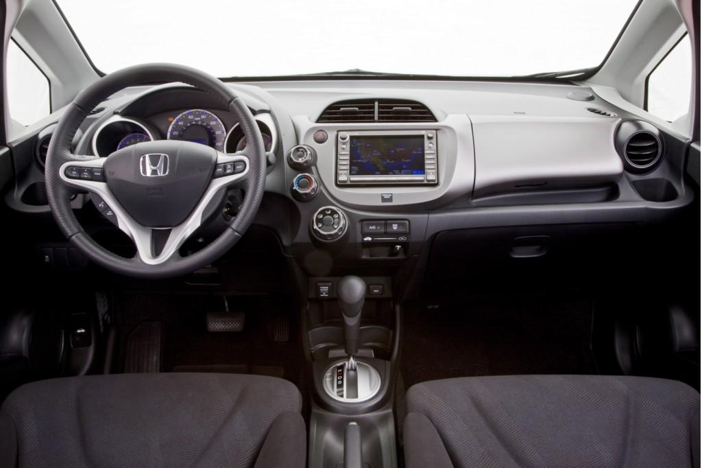 2010 Honda Fit Sport