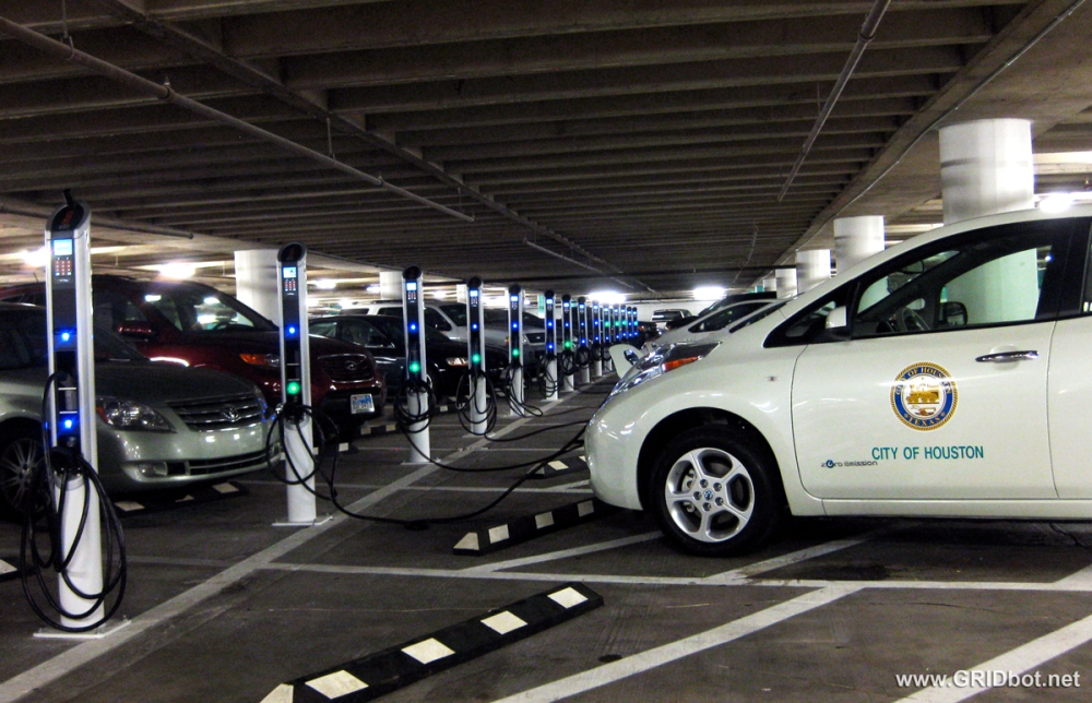 Google Adds Clout To Electric Car Charging At Work Effort