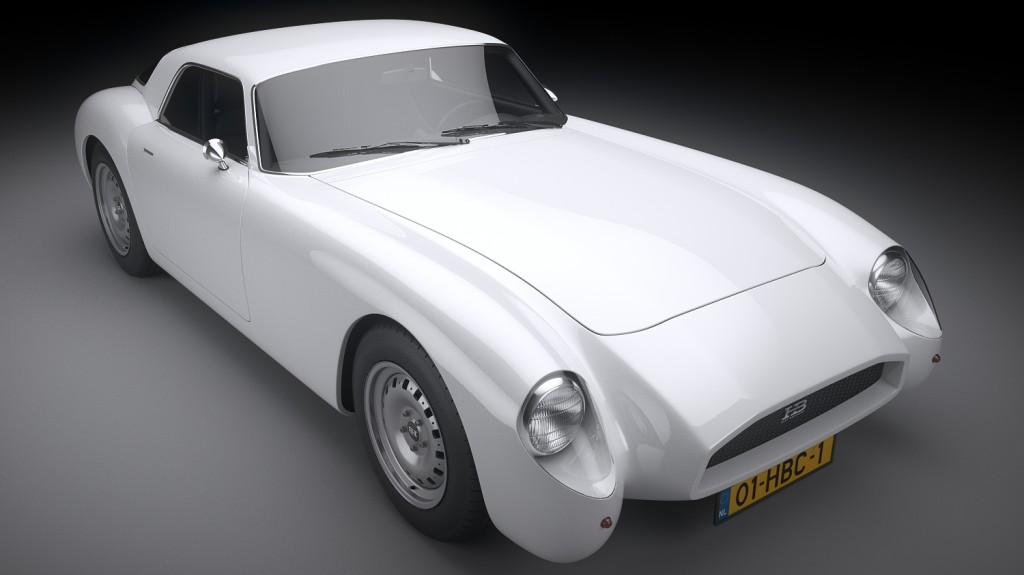 Huet Brothers' Coupe Classic