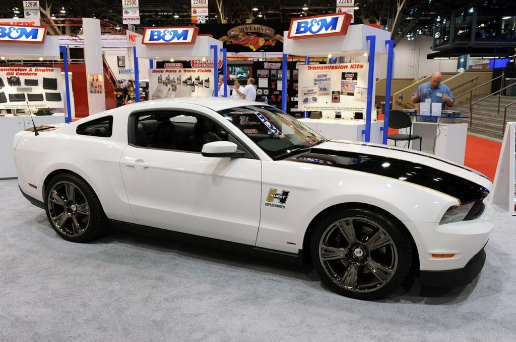 Image Hurst Performance Series Mustang Size 1024 X 680