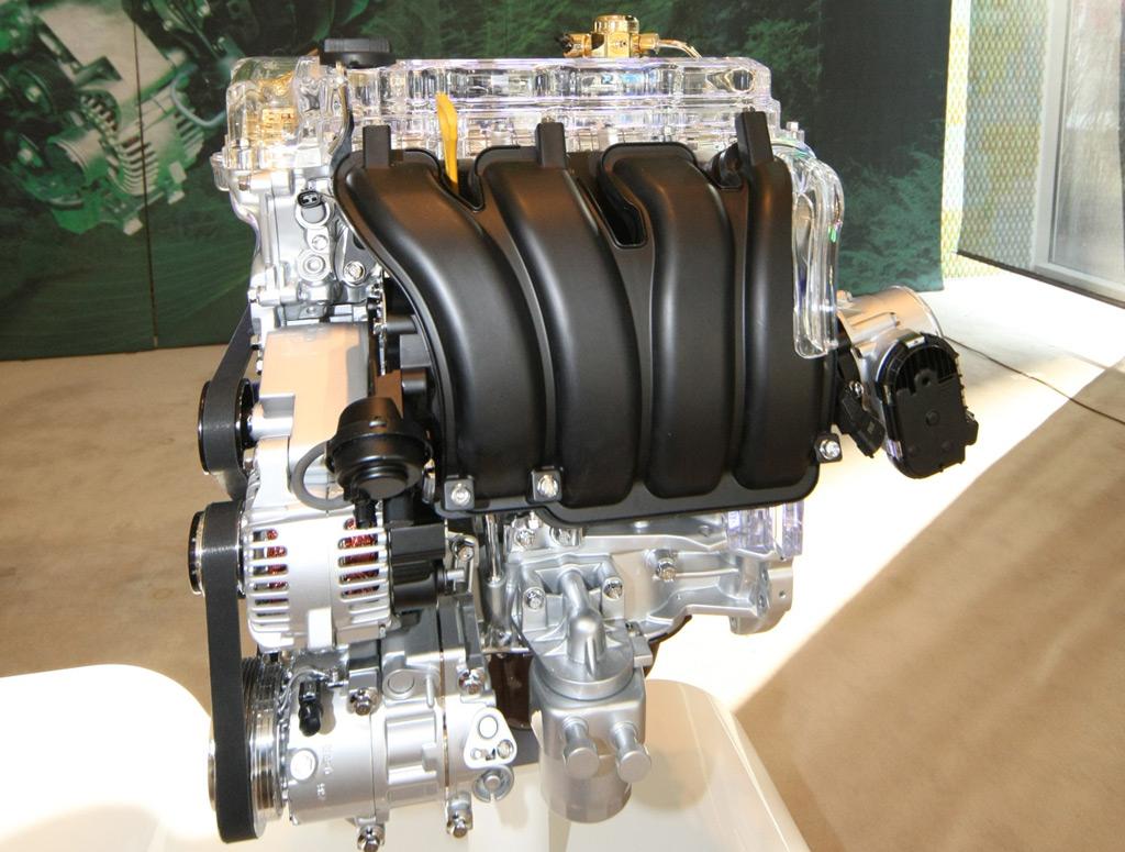 Hyundai Unveils Direct Injection Engine Destined For 2011 Sonata