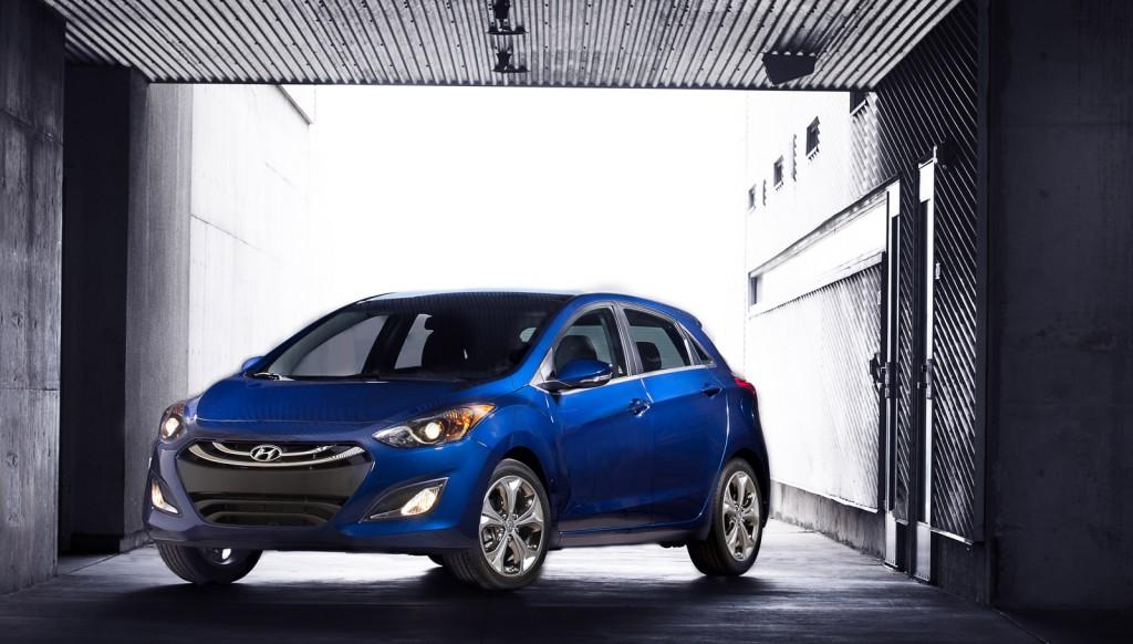 2013 Hyundai Elantra GT Breaks Cover In Chicago