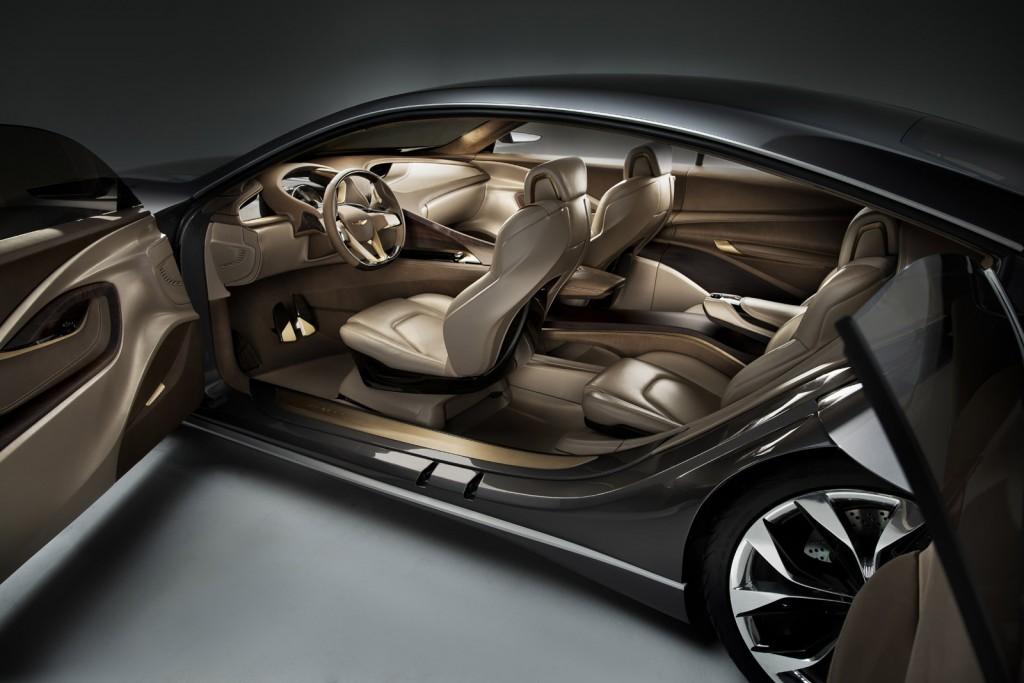 Hyundai HCD-14 Genesis Concept - 2013 Detroit Auto Show