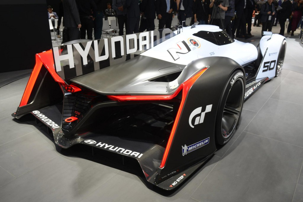 Awesome Image Hyundai N 2025 Vision Gran Turismo Concept 2015
