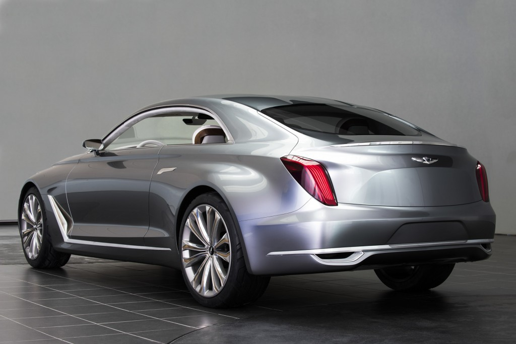 Hyundai Vision G (HCD-16) concept