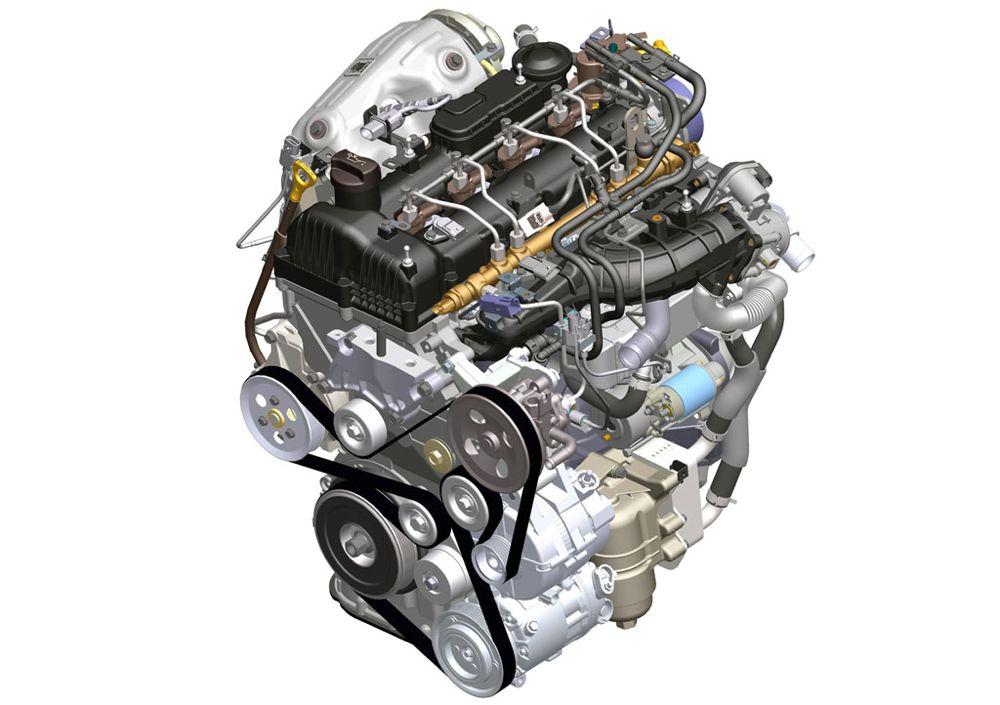 New Hyundai Diesels to Hit Market in 2010