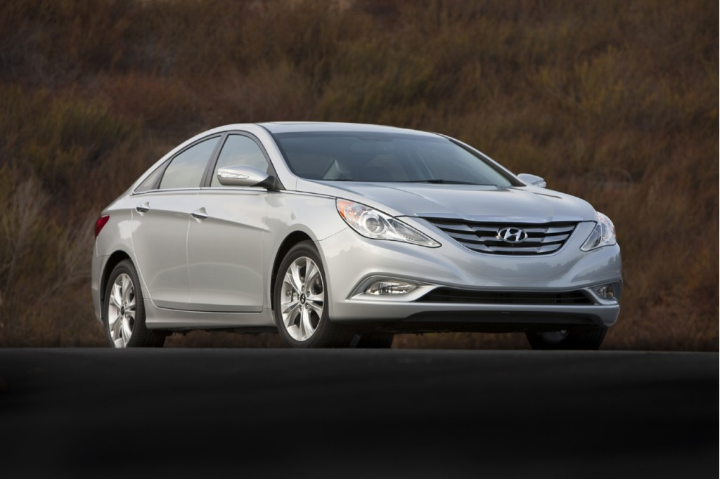 2011 Hyundai Sonata recalled for power steering problem: 173,000 vehicles affected