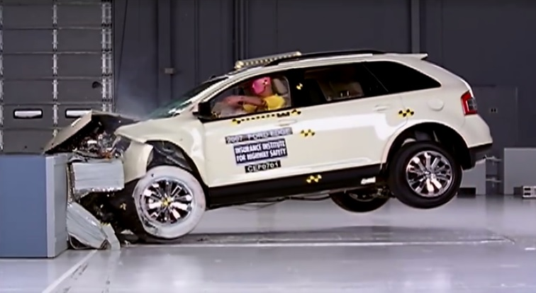 See What Happens To Your Body During A Car Crash Video