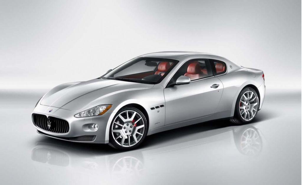 Gran Turismo - Not the Cardigans, but Maserati