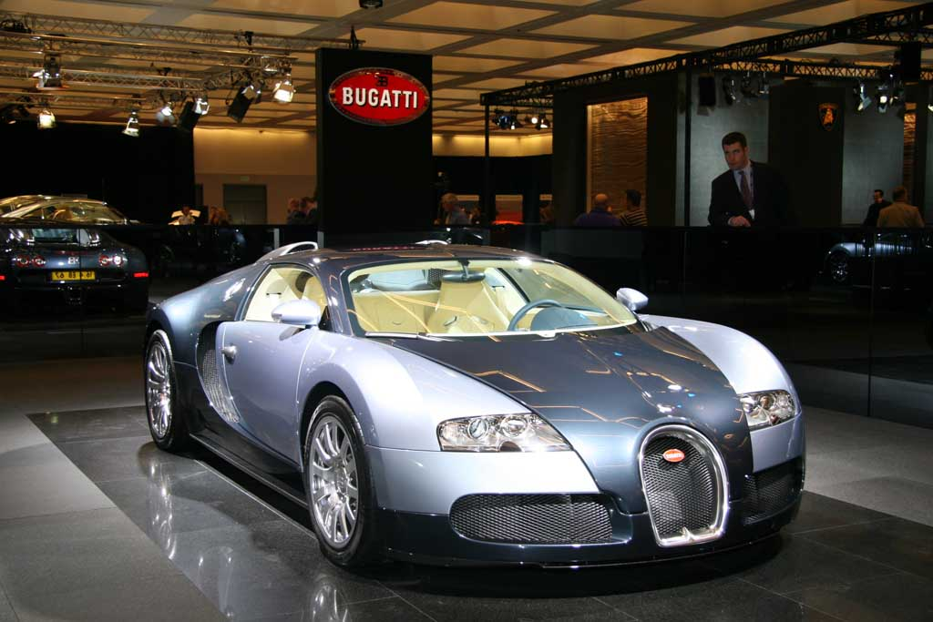 Bugatti's Bscher Out: Veyron Plus None