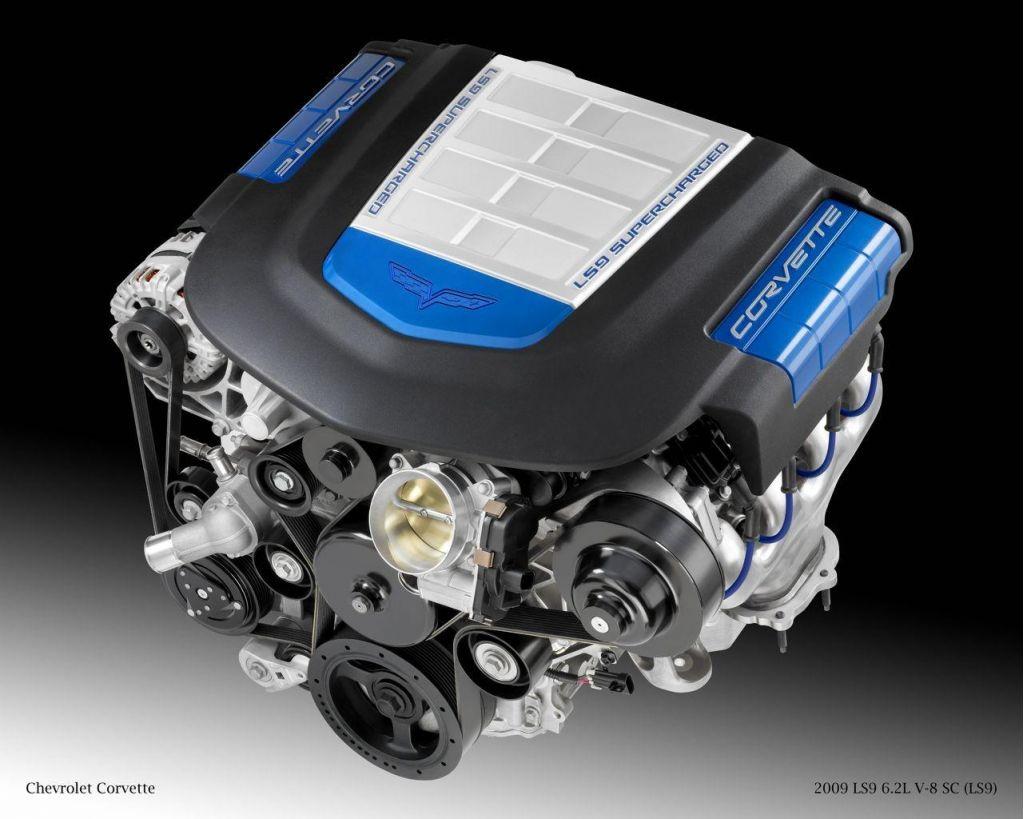 Chevy's Corvette ZR1 Inspiration Was...BMW?