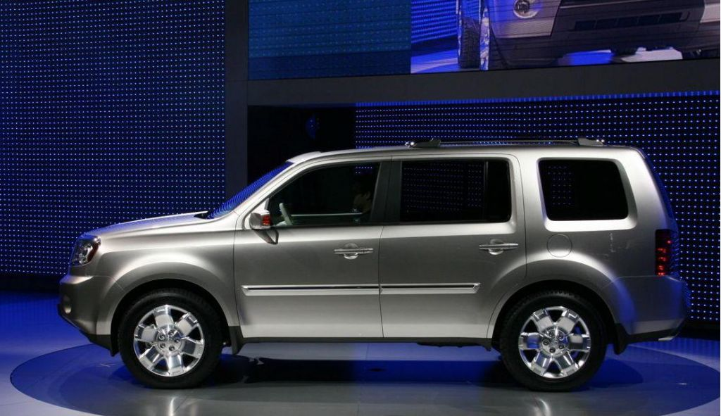 Honda's Pilot Aims for Diesel?