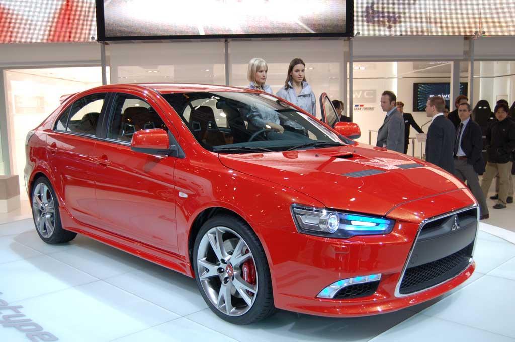 Mitsubishi Prototype-S Headed to the U.S.
