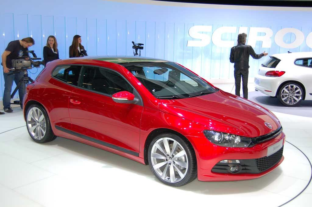VW Scirocco Teases U.S. Dubheads, Again
