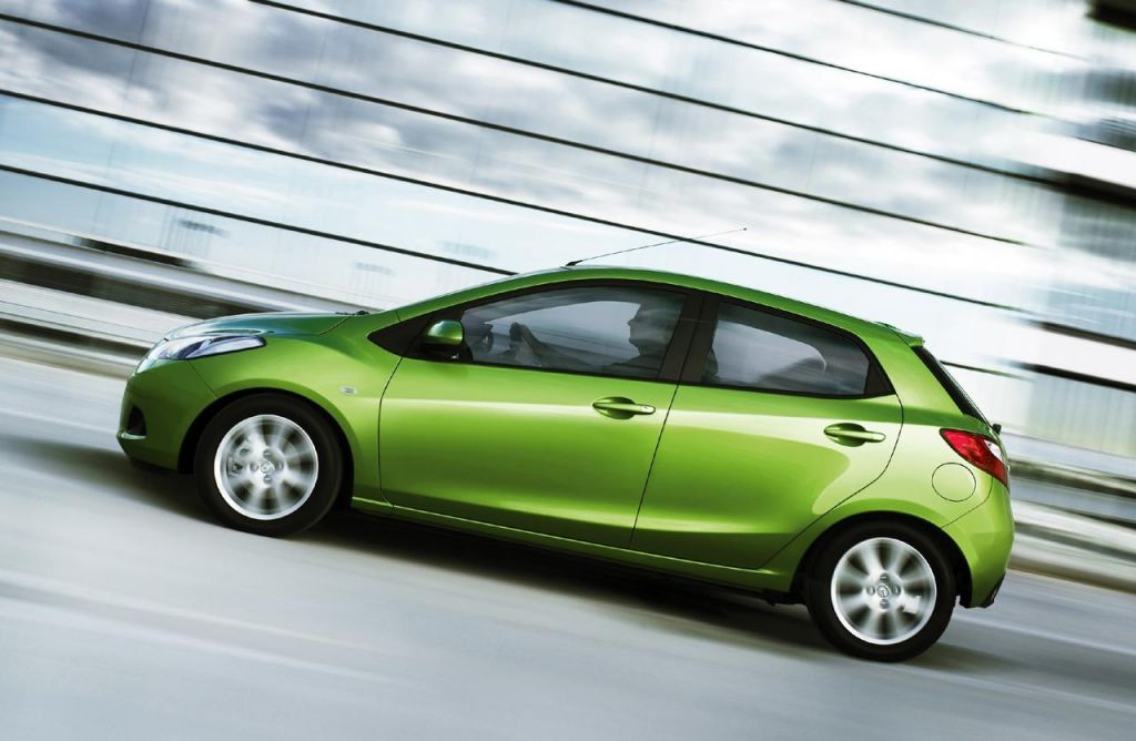 World Car of the Year: It's the Mazda 2