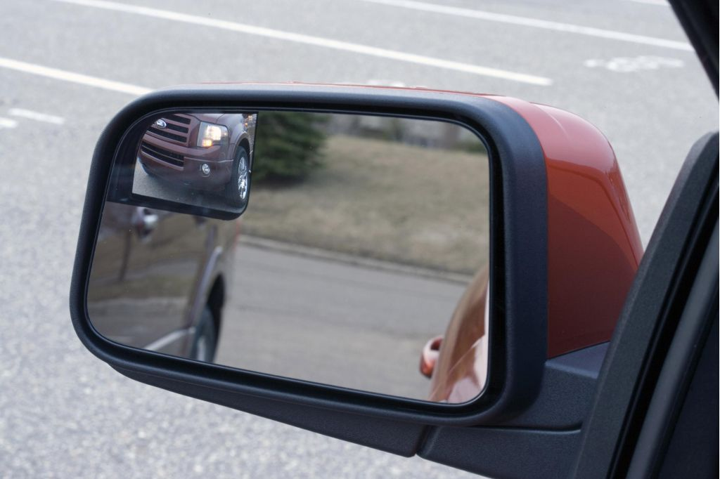 Ford Takes Aim At Blind Spots
