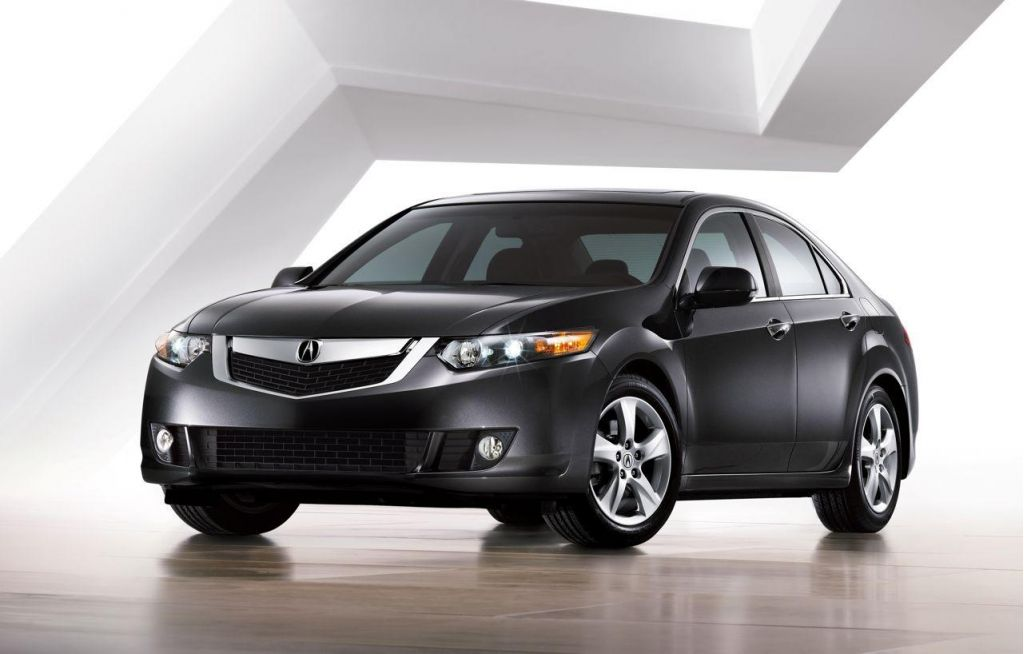 Price Boost for 2009 Acura TSX