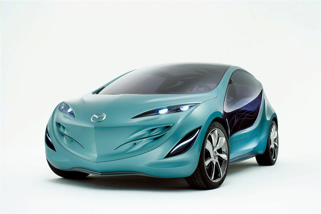 Mazda Updates Kiyora Concept For Dwindling Tokyo Motor Show