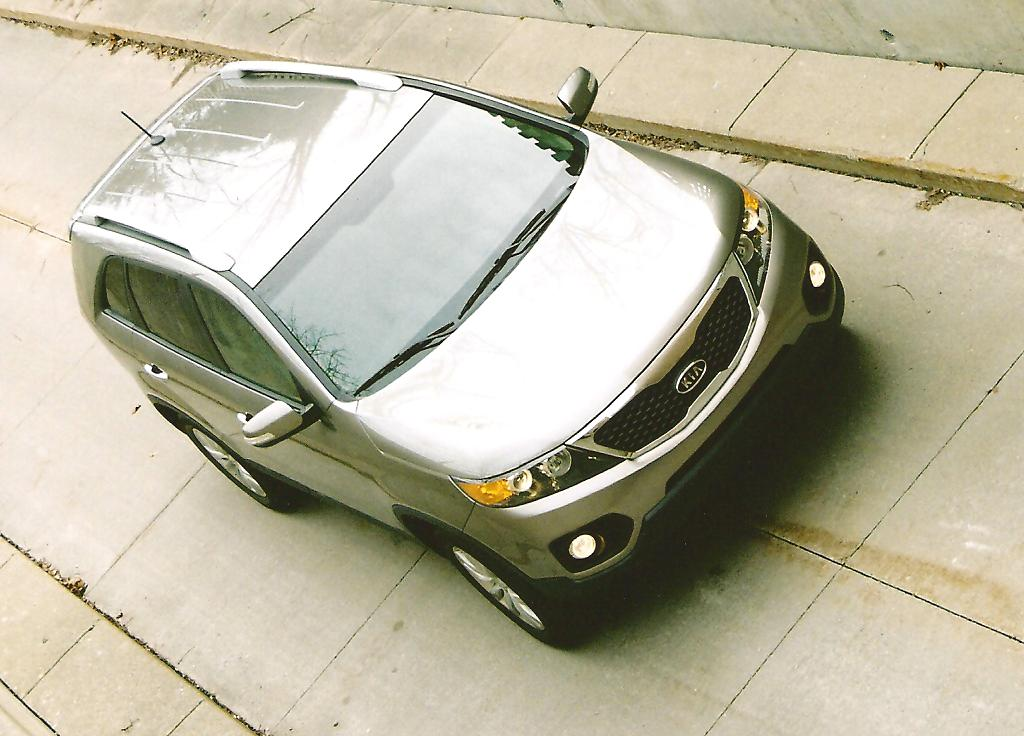 2011 Kia Sorento ES Preview:  Less Power, Some Surprises