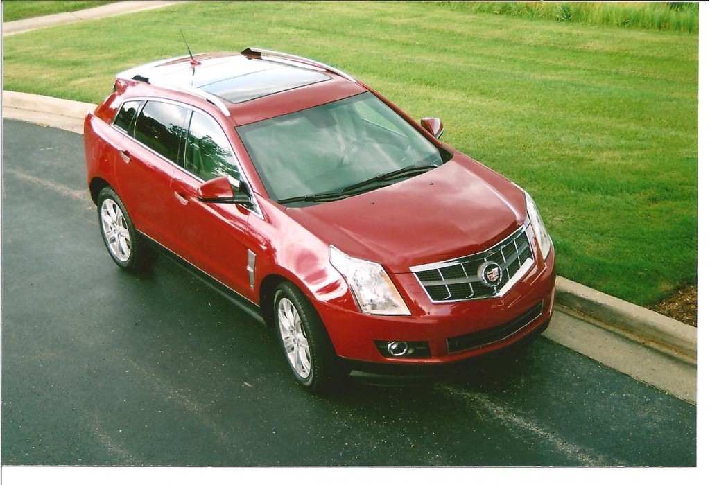 2010 Cadillac SRX Turbo Tested:  Who's This Caddy's Daddy?